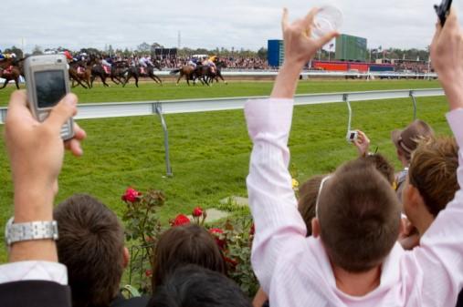 Online Horse Race betting